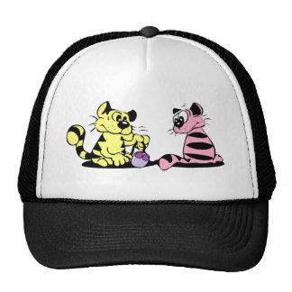 kitty cats trucker hat