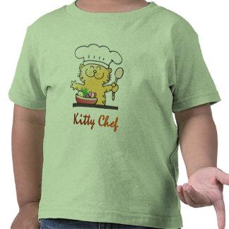 Kitty Chef T Shirts
