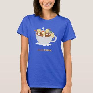 Kitty Cocoa Purrrl T-Shirt