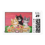 Kitty Cookies Postage