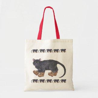 Kitty Costume Tote Bag