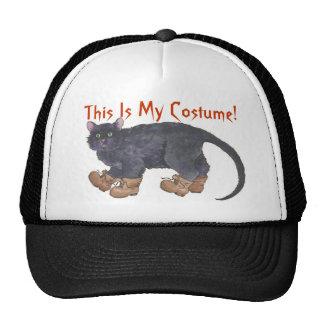 Kitty Costume Trucker Hat