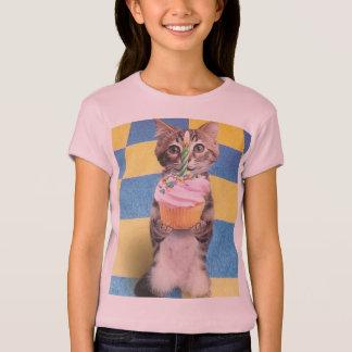 Kitty Cupcake T-Shirt