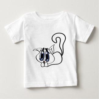Kitty Cut Cat Baby T-Shirt