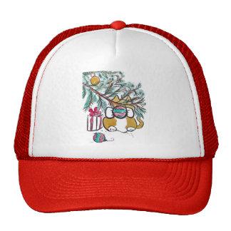 kitty does shaka shaka trucker hat