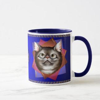 Kitty Expressions Mug