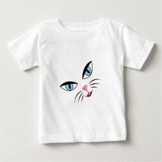 Kitty Face 2 Baby T-Shirt