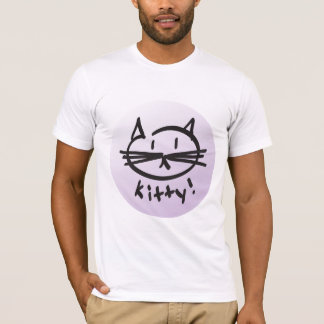 Kitty Face Tee Style A