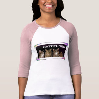 Kitty Faces T-Shirt