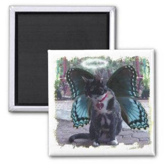 Kitty Fairy Angel Kelly Magnet