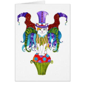 Kitty Fairy Card