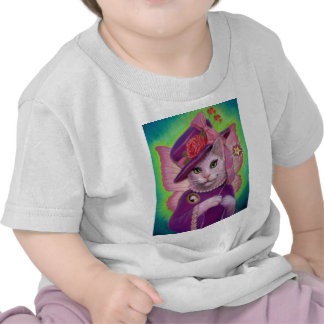 Kitty Fairy Godmother T Shirts