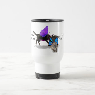 kitty fairy play time blue siamese thermas mugs
