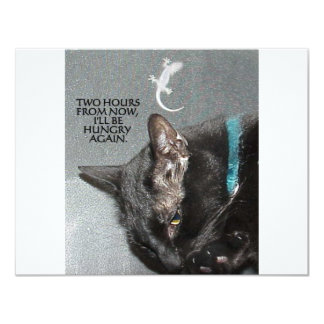 KITTY FAST FOOD CARD