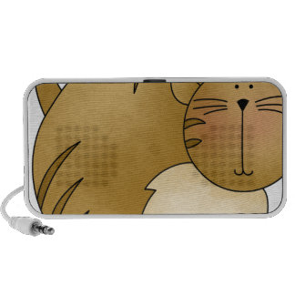 kitty fat portable speakers