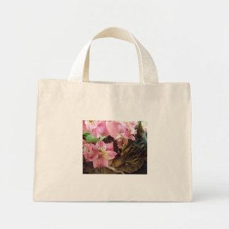 kitty flower power bag