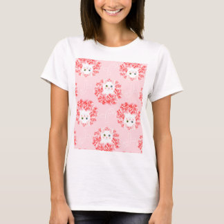 Kitty for the Cure shirt