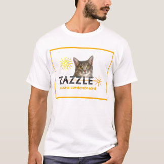 Kitty for Zazzle T-Shirt