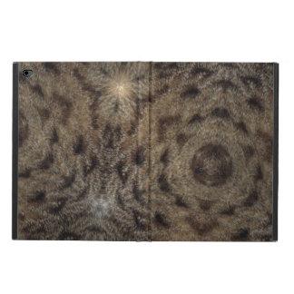 Kitty fur print 3 powis iPad air 2 case