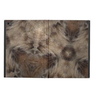 Kitty fur print powis iPad air 2 case