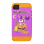 Kitty Halloween Case-Mate iPhone 4 Cover