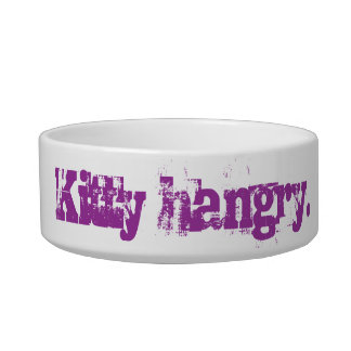 Kitty Hangry Bowl