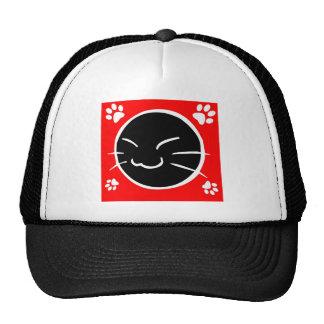 Kitty Trucker Hats