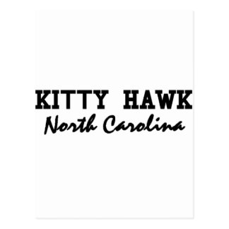 Kitty Hawk North Carolina Postcard