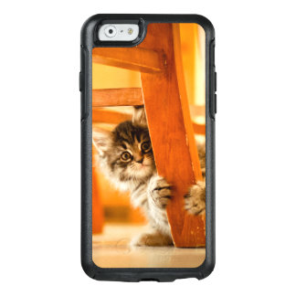 Kitty Holding Chair Leg OtterBox iPhone 6/6s Case