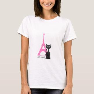 Kitty in Paris T-Shirt