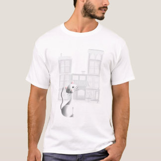 Kitty in the City II T-Shirt