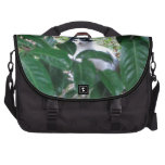 Kitty In The Leaves Laptop Computer Bag