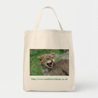 Kitty Is Not Amused bag