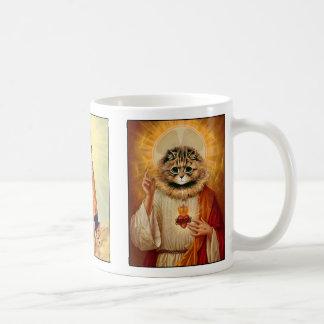 Kitty Jesus Mug