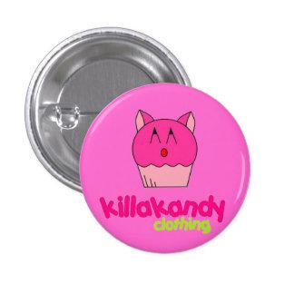 Kitty Kat Badge :) Pinback Button
