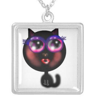 Kitty Kat Charm Necklace