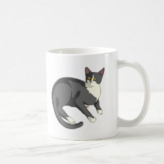 Kitty Kat Coffee Mugs