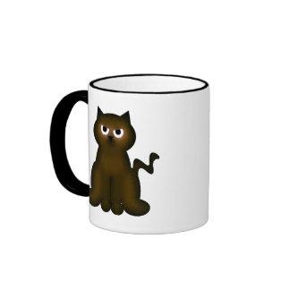 Kitty Kat Collection Ringer Mug