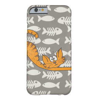 Kitty Kat iPhone6 Case Barely There iPhone 6 Case