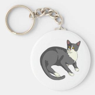 Kitty Kat Keychain
