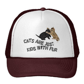 Kitty Kats Mesh Hat