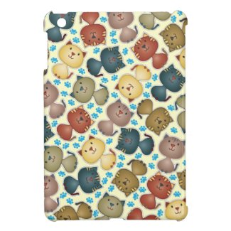 Kitty Kats iPad Mini Case