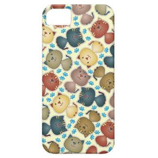 Kitty Kats  iPhone 5 Case