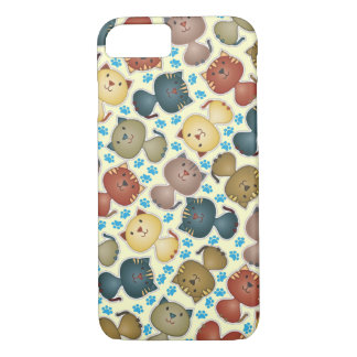 Kitty Kats iPhone 7 case