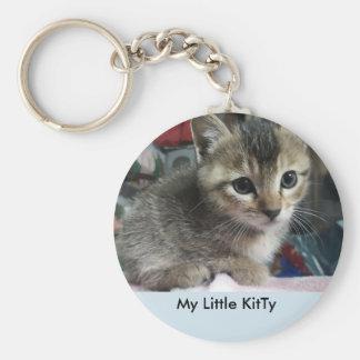 Kitty Keychain