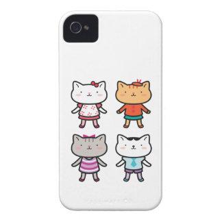 Kitty Kids BlackBerry Cases