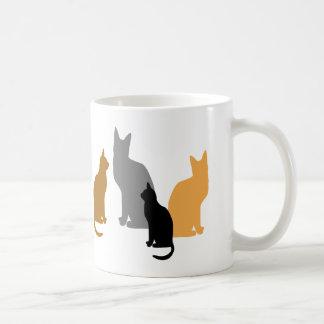 Kitty Kids Coffee Mug