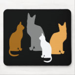 Kitty Kids Mouse Pad