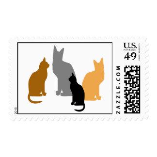Kitty Kids Postage