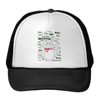 kitty-kitty-kitty2 trucker hat